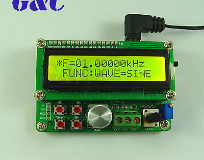 0.01hz-5khz Dds Function Signal Generator Module Custom Arbitrary Waveform
