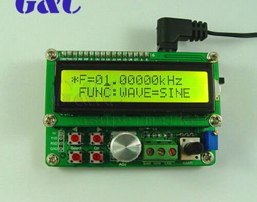 Image of 0 01Hz 5KHz DDS Function Signal Generator Module Custom arbitrary Waveform