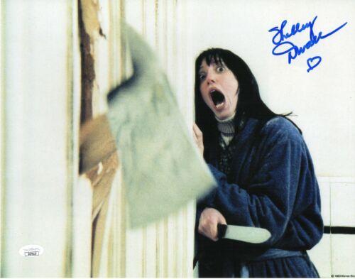"Shelley Duvall Autograph Signed 11x14 Photo - The Shining ""Wendy"" (JSA COA)"
