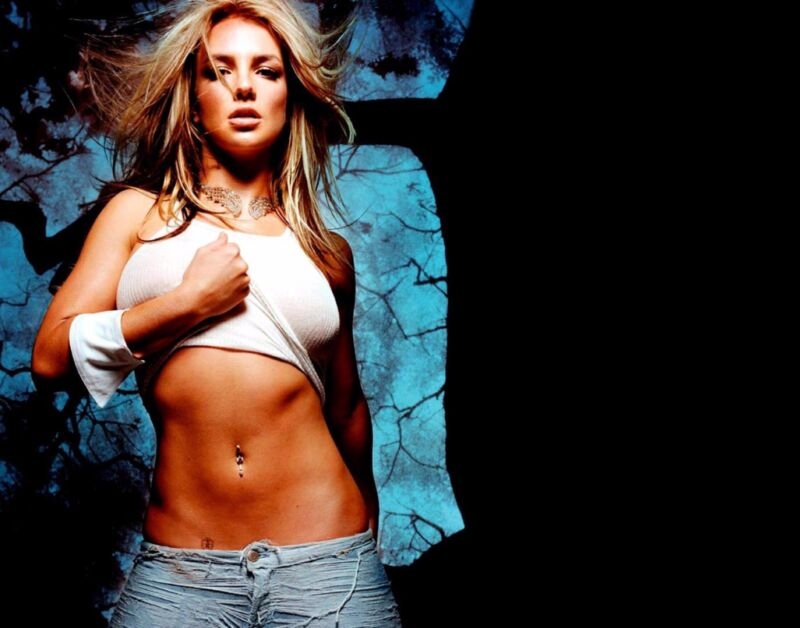 Britney Spears Unsigned 8x10 Photo (13)