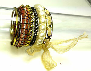 WHOLESALE-JOB-LOT-x50-ELEGANT-AND-TRADITIONAL-MULTI-BANGLE-BRACELET-SETS