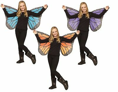 Child Soft Butterfly Wings Costume - Butterfly Child Costume