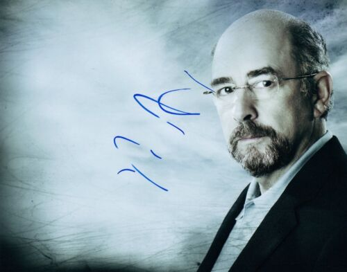 Richard Schiff Signed Autographed 8x10 Photo The West Wing Man of Steel COA VD