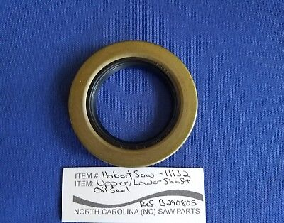Upper Lower Shaft Grease Seal For Hobart Saw 5700 5701 5801 6614 6801 B290805
