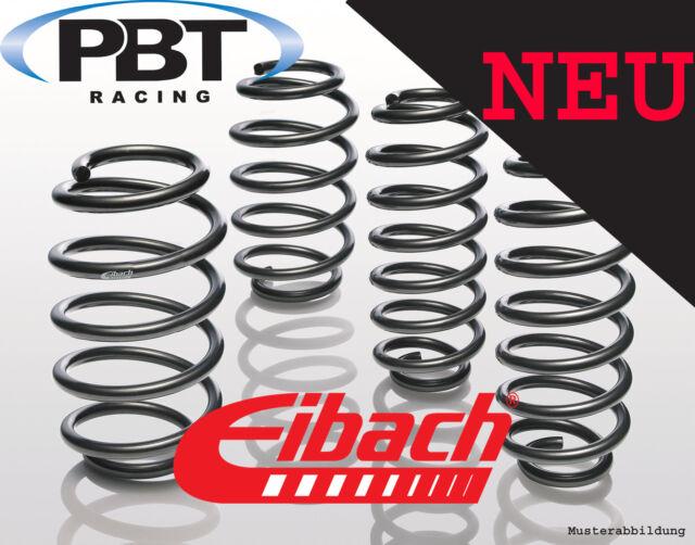 Eibach springs Pro-kit BMW 4 Series Cabriolet (F33) 428i, 420D e10-20-031-07-22