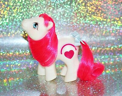 Mein kleines/ My Little Pony G1 Mail Order Valentine´s Day Twins Baby * Hugs* ()