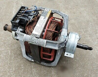 Washer Dryer Motor Speed Queen Various Pn 511574 Used