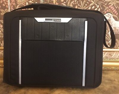 $525.00 SAMSONITE BLACK LABEL X'LITE MESSENGER COMPUTER BAG LAPTOP SLEEVE