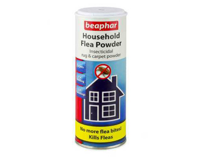 Beaphar Household Flea Powder Insecticidal Rug & Carpet Powder