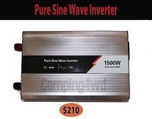 Pure Sine Inverter 1500-3000w caravan camping power 4x4 Craigie Joondalup Area Preview