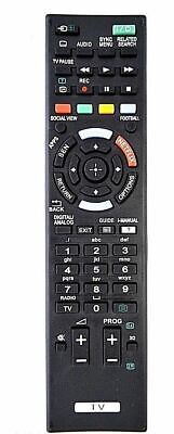 Replacement For SONY BRAVIA TV Remote Control - KDL-50W829B