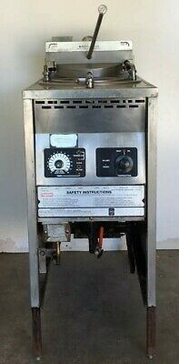 Broaster 1600 Electric Pressure Fryer 208 3 Phase Tested We Ship International