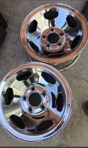 Gmc Chevy 5 bolt rims