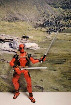 Marvel Universe 3.75 figure Deadpool Greatest Battles complete NM 2010