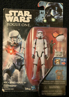 "Star Wars 3.75"" Action Figure Rogue One - Imperial Stormtrooper shelf ware"