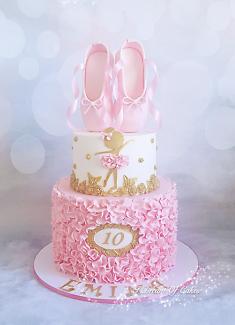 *I Dream Of Cakes*