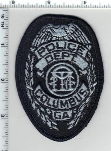 Columbus Police (Georgia) 1st Issue Cap/Hat Patch