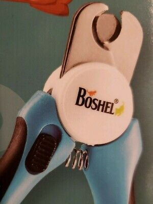 Best Boshel Big Large Small Pet Dog Cat Nail Clippers With Safety