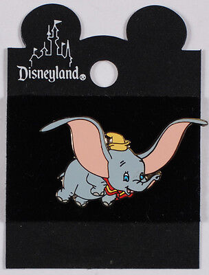 1991E Disney Pin - features Dumbo flying