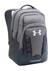 1efa116ef9f Under Armour Storm Recruit Backpack, Graphite / Overcast Gray for ...