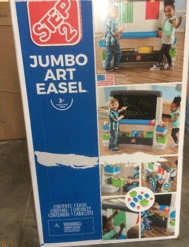 Step2 Jumbo Art Easel (868500)