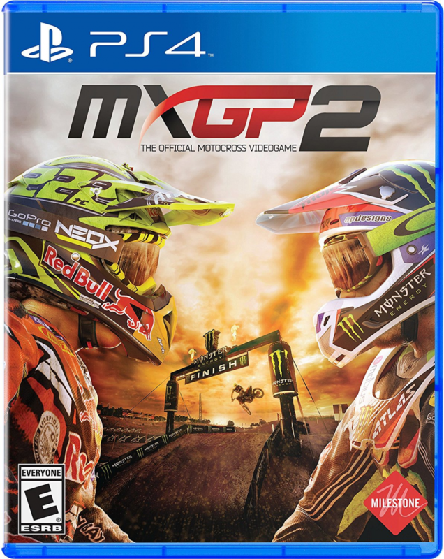 $37.56 - MXGP2 - PlayStation 4 Brand New Ps4 Games Sony Factory Sealed