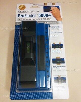 ProFinder 5000+ PLUS Stud Finder Precision Sensor Deep Scanning Detector w Level