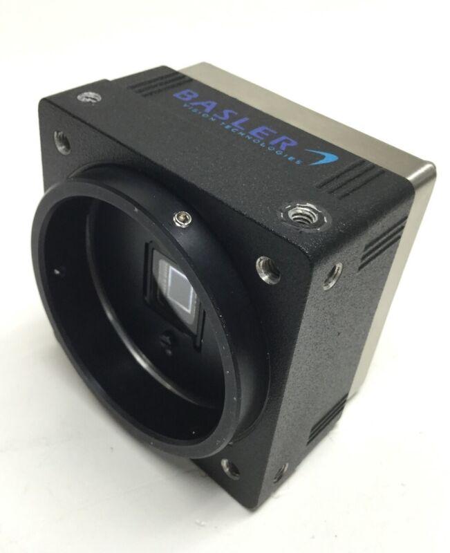 Basler Vision A301fc Industrial Color Camera CCD 658 x 494 8 bits/pixel 80Hz