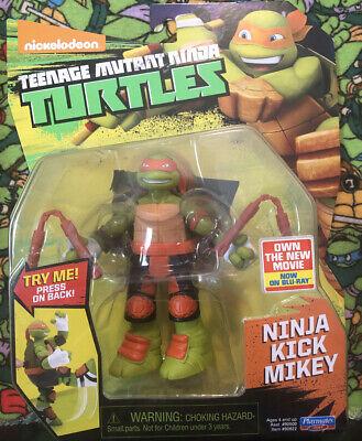 TMNT Nickelodeon Teenage Mutant Turtles Ninja Kick Mikey 5