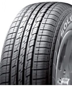 Brand new summer tires KUMHO SOLUS 225 60 r17