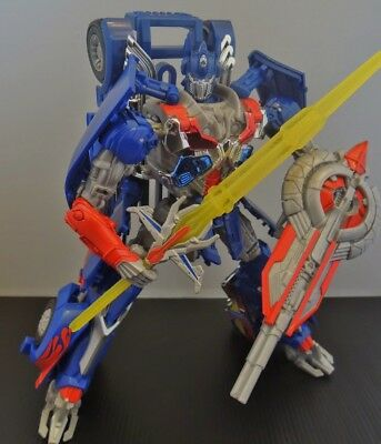Transformers Age Of Extinction OPTIMUS PRIME Complete Leader Aoe