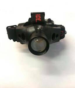 LED Headlamp High Intensity Ultra Bright Head Torch Water Resistant Smithfield Parramatta Area Preview