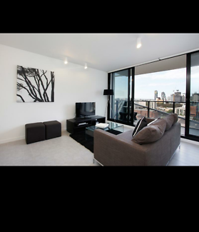 Brand new double bed room flat available for sharing in Melbourne