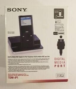 SONY TDM-iP1 DIGITAL MEDIA PORT ADAPTER