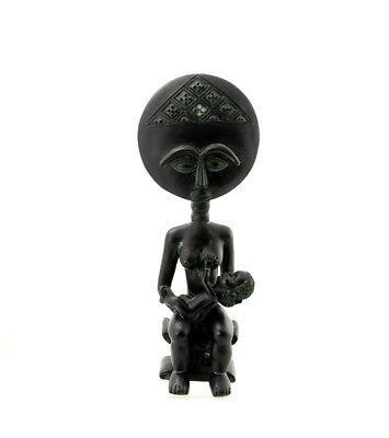 Doll fetish Ashanti speaker Maternity Fertility Baby resin Africa C2