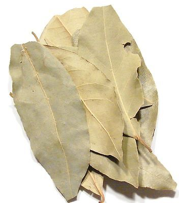 Bay Leaves, Whole - 4 Ounces - Dried Turkish Bay Leaf by Denver (Whole Bay Leaf)