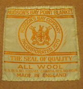 Hudson Bay Blanket 6 Point