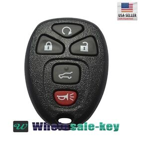 NEW Replacement Remote Start Keyless Entry Key FOB Clicker For GM OUC60270