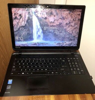 Toshiba Satellite C55t-B5349 15.6 Touchscreen LED (TruBrite) Notebook Laptop