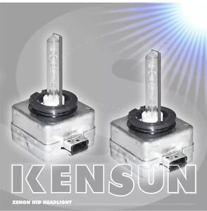Kensun Xenon HID D3S replacement headlights.