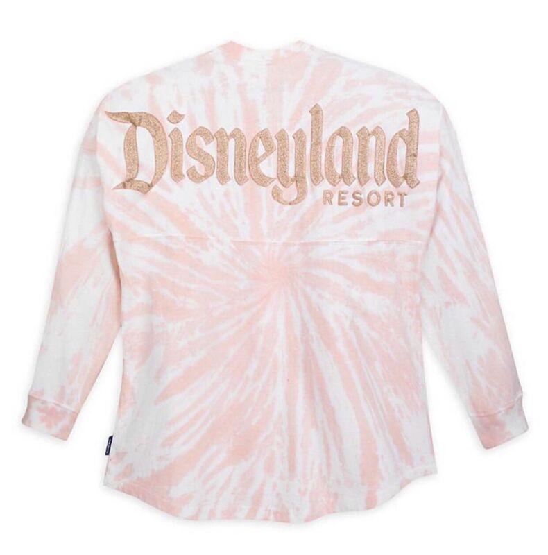 Disney Parks Disneyland Pink Briar Rose Tie Dye Spirit Jersey ADULT Medium