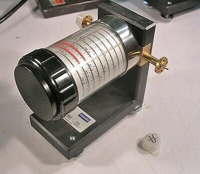Hughes 45716h-1000 Waveguide Direct Reading Frequency Meter 75 To 110 Ghz
