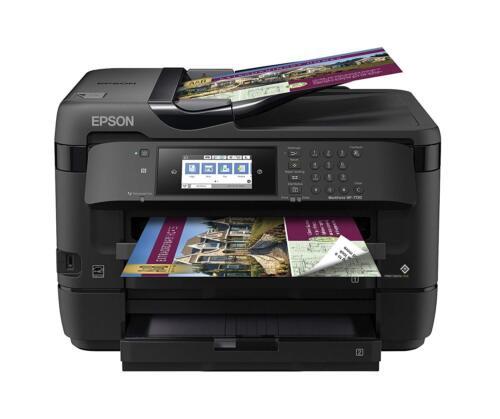 Epson WorkForce WF-7720 Wireless All-In-One Printer WF 7720