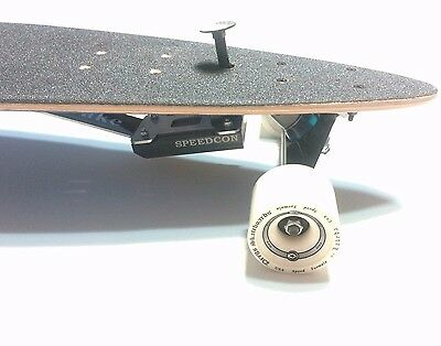 A Rubber Pad Longboard(Top Mount) Brake (WORLDWIDE FREE SHIPPING)