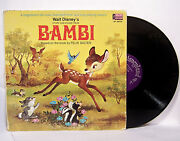 Bambi Book and Record