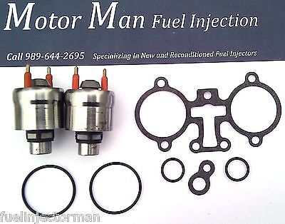 5235206 TBI Flow Matched Fuel Injector Set for 5.7 GMC CHEVROLET PICKUP VAN 55LB