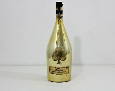 Ace Of Spades Brut Champagne 1.5L MAGNUM Gold Bottle  (empty)