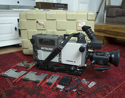 Grass Valley Thomson CSF MA-1611APS Betacam Videocassette Recorder TV Broadcast