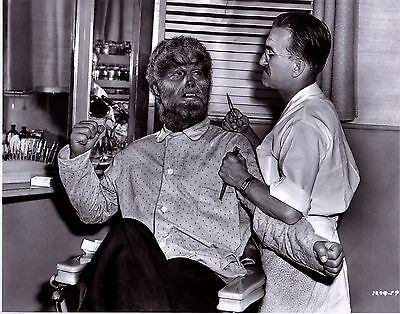 Wolfman Make Up (RARE STILL THE ORIGINAL WOLFMAN  IN MAKEUP#1)