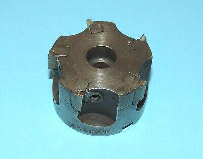 Sandvik 2.50 Face Milling Cutter For Tpg 322 Carbide Inserts Ra262.2-063